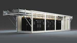 containerized data center
