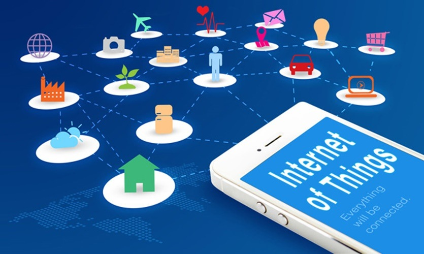 Advantages of Internet of Things illustrated Image