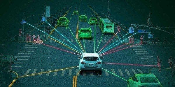 do self driving cars use ai