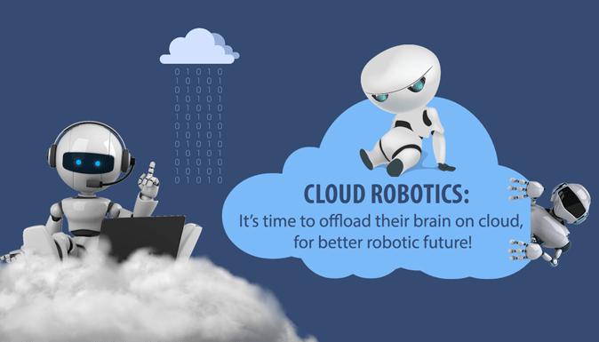 Cloud computing in Robotics