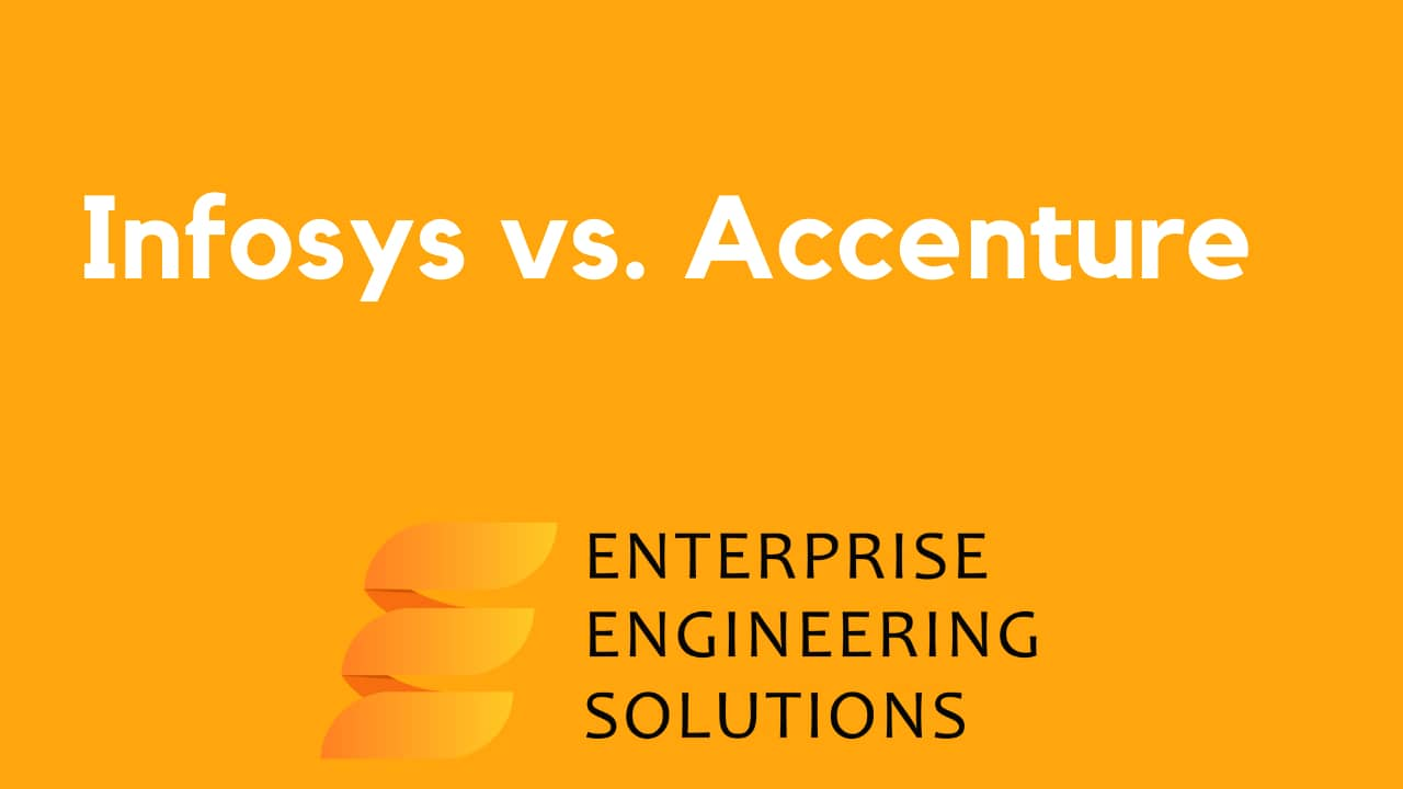 Infosys vs. Accenture
