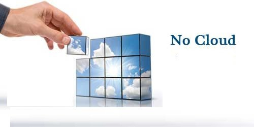 What will happen if there is no cloud computing?
