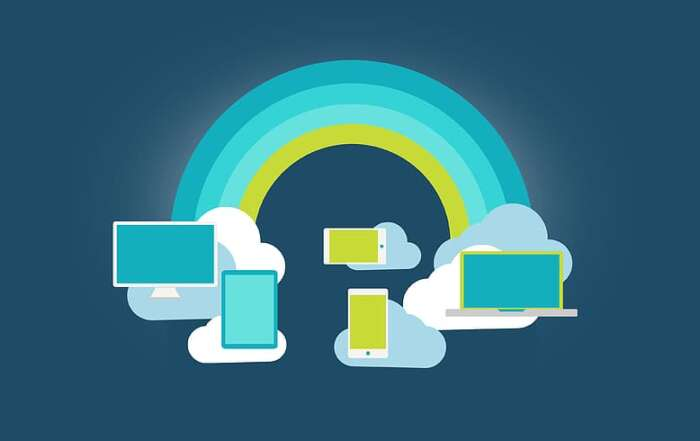 Lift and shift cloud migration